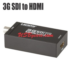 Bộ chuyển SDI sang HDMI - 3G SDI to HDMI with audio video SH01