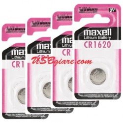 Pin CR1620 Maxell 3V Lithium Battery