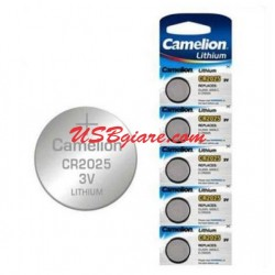 Pin CR2025 Camelion 3V Lithium