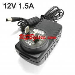 Adapter 12V 1.5A đầu 5.5x2.5mm Ktec