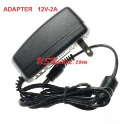 ADAPTER 12V 2A ĐẦU 5.5MM