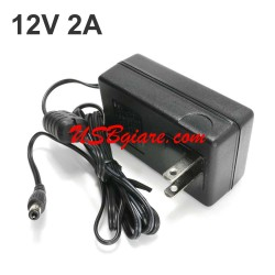 Adapter 12V 2A đầu DC 5.5x2.1mm (Oriental Hero)