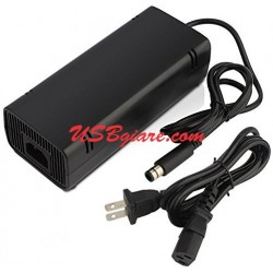 Adapter 12V 9.6A 120W XBOX 360 E Xbox360 Elite Console Charger