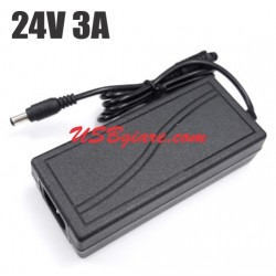 Adapter 24V 3A đầu 5.5x2.5mm DSA-2430