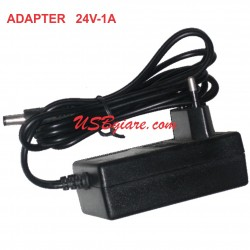 ADAPTER 24V 1A ĐẦU 5.5MM