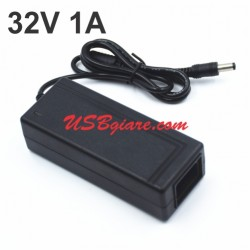 Adapter 32V 1A (5.5x2.5mm) JC3201