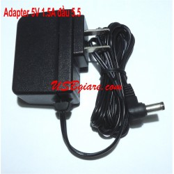 Adapter 5V 1.5A đầu 5.5mm FS-0315