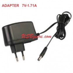 ADAPTER 7V 1.71A ĐẦU 5.5MM