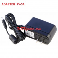 ADAPTER 7V 1.5A ĐẦU 5.5MM