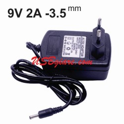 ADAPTER 9V 2A ĐẦU 3.5MM