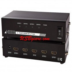 HDMI SPLITTER 4 PORT MT-SP104