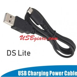 Cáp máy chơi Game Nintendo DS Lite NDSL USB Charging and Data Cable