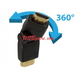 360 DEGREE HDMI CONNECTOR