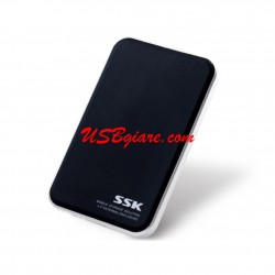 HDD BOX SSK HE T200 2.5INCH SATA