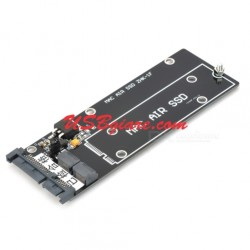 Card chuyển đổi Apple Macbook Air 2010 2011 SSD sang SATA3