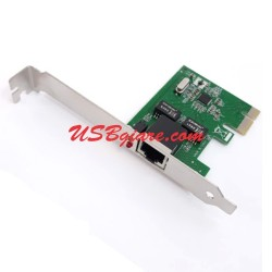 Card mạng 1G PCI Express to Lan 10/100/1000Mbps PE-L1