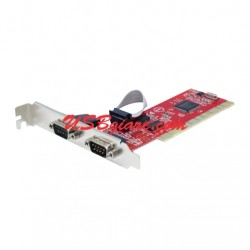 Card PCI sang RS232 DB9 (2 cổng) Unitek Y-7503