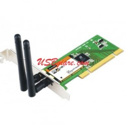 Card wireless Tenda PCI 300Mbps