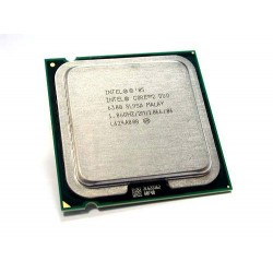 CPU E 6300 Core 2 Duo 1.8G