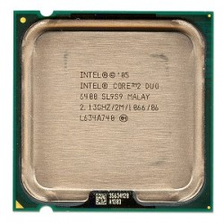 CPU E 6400 Core 2 Duo 2.13G