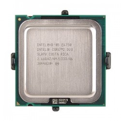 CPU E 6750 Core 2 Duo 2.66G