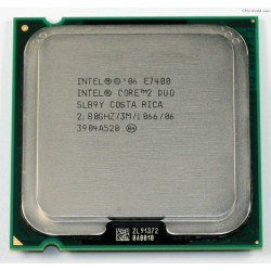 CPU E 7400 Core 2 Duo 2.8G