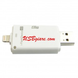 i-Flash Device HD 8Gb -Mở rộng bộ nhớ cho iPhone 5/6 iPad 4/mini