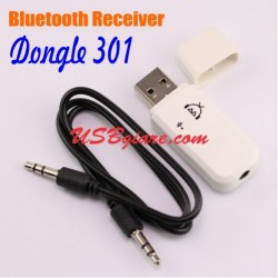 USB Bluetooth Receiver Dongle 301