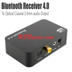 Bluetooth Receiver 4.0 ra Optical Coaxial 3.5MM apt-X TS-BTAD01