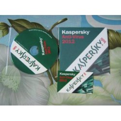Kaspersky  anti virus 1pc - 1 năm - TRAY