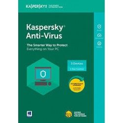 Kaspersky Antivirus 2018 1PC / 1Year (KEY)