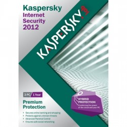 Kaspersky  internet 3pc - 1 năm - Box
