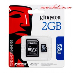 thẻ nhớ Kingston 2GB Micro SD