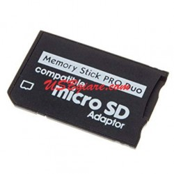 Adapter thẻ nhớ Micro SD / TF sang Memory Stick Pro Duo