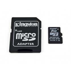 Adapter thẻ nhớ Micro SD / TF sang SD - Kingston