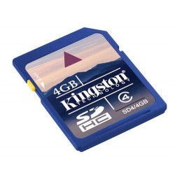 Thẻ nhớ SD Kingston - 4gb
