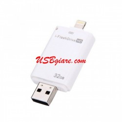 Usb OTG 32G Lightning cho iPhone 5/6 iPad 4/Air/Mini/Pro