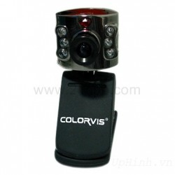 Webcam colovis 6 đèn