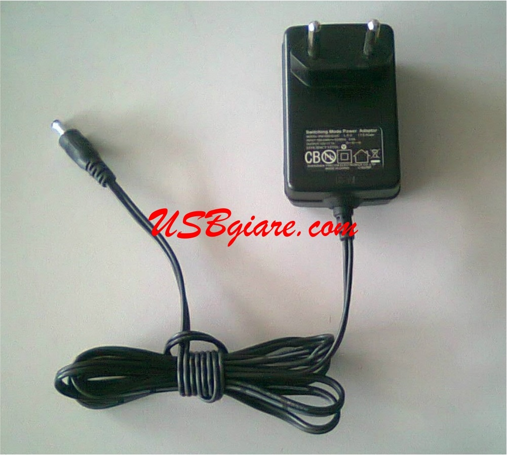 adapter 12v 0.5a jack 3.5mm